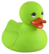 DreamLand Badspeelgoed Reuzeleuke badeend groen