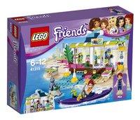 LEGO Friends 41315 Heartlake surfshop-Linkerzijde