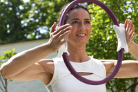 Kettler anneau Pilates bordeaux-Image 3