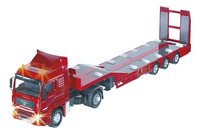 Siku vrachtwagen RC Man met dieplader