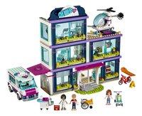 LEGO Friends 41318 Heartlake ziekenhuis-Vooraanzicht