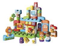 VTech Bla Bla Blocks Speelhuis-Vooraanzicht