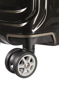 Samsonite harde reistrolley Neopulse Spinner Metallic Black 69 cm-Onderkant