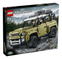 LEGO Technic 42110 Land Rover Defender-Linkerzijde