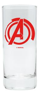 Set met 3 glazen Marvel-Artikeldetail