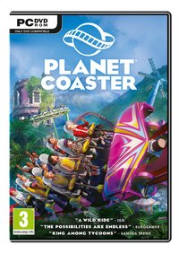 PC Planet Coaster  ENG/FR
