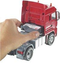 Siku camion RC Man avec remorque surbaissée-Image 1
