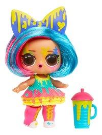 Minipoupée L.O.L. Surprise Makeover series #Hairgoals Série 2-Vue du haut