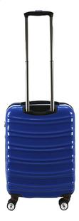 Transworld Set de valises rigides Feel Good Spinner dark blue-Arrière