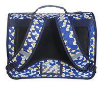 Kangourou boekentas Cubes 44 cm-Achteraanzicht