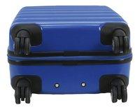 Transworld Set de valises rigides Feel Good Spinner dark blue-Base