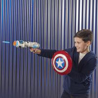 Nerf pistolet Avengers Assembler Gear Captain America-Image 1
