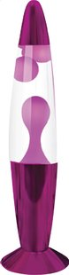 Lavalamp Kreative Chrome fuchsia