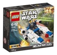 LEGO Star Wars 75160 Microvaisseau U-Wing