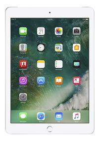 Apple iPad Wi-Fi + cellular 128 GB zilver-Vooraanzicht