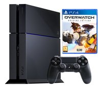 PS4 console 500 Go + Overwatch Origins FR-Avant