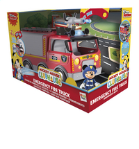 Speelset Mickey Mouse Clubhouse Emergency Fire truck