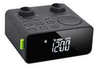 Muse wekkerradio M-197 CDB DAB+/FM -commercieel beeld