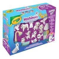 Crayola Washimals Colour & Wash - Super Set