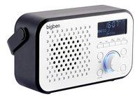 bigben radio TR24DAB-Côté gauche