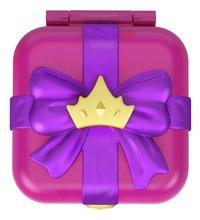 Polly Pocket Hidden Hideouts Lil' Princess Pad-Vue du haut