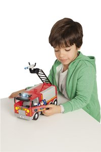 Speelset Mickey Mouse Clubhouse Emergency Fire truck -Afbeelding 1