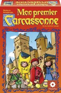 Mon premier Carcassonne FR