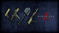 PS4 World War Z ENG/FR-Afbeelding 1
