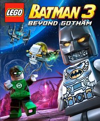 PS3 LEGO Batman 3: Beyond Gotham ENG/FR