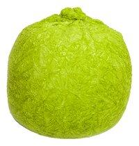 Zitzak Fluffy Lime-Vooraanzicht