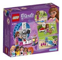LEGO Friends 41383 Olivia's hamsterspeelplaats-Achteraanzicht
