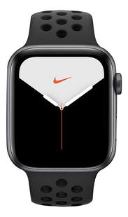 Apple Watch Nike Series 5 40 mm Gris sidéral/noir-Avant