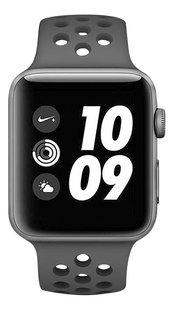Apple Watch Nike Series 3 38 mm Gris sidéral/noir-Avant