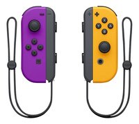 Nintendo Switch Joy-Con pair paars/orange-Vooraanzicht
