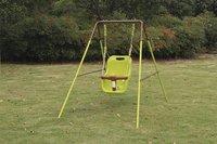 Metalen schommel Baby Swing Set-Afbeelding 1