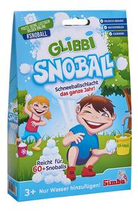 Glibbi Snoball-Côté gauche