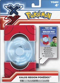 Pokémon Kalos Region Pokédex