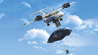 LEGO City 60210 Luchtpolitie luchtmachtbasis-Afbeelding 3