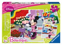 Ravensburger 3-in-1 puzzel Mooie Minnie Mouse