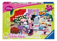 Ravensburger puzzle 3 en 1 Jolie Minnie Mouse