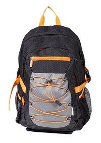 Kangourou sac à dos Noir/Orange