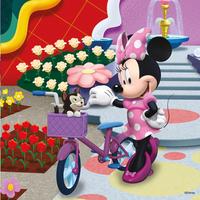 Ravensburger 3-in-1 puzzel Mooie Minnie Mouse-Artikeldetail