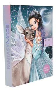 Dagboek TOPModel Fantasy Model Ice Princess-Linkerzijde