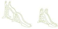 Smoby glijbaan Megagliss 2-in-1 -Artikeldetail