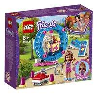 LEGO Friends 41383 Olivia's hamsterspeelplaats-Linkerzijde