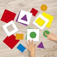 Montessori Des formes et des couleurs-Image 1