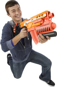 Nerf Elite pistolet Demolisher 2 en 1-Image 2