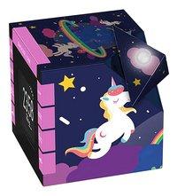 bigben radio-réveil avec projection RR70 Unicorn-Côté droit
