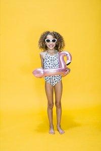 Swim Essentials bouée Flamant rose brillant-Image 1