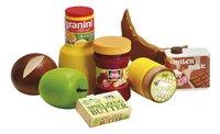 Erzi houten speelset Ontbijt 8-delig-commercieel beeld